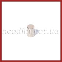 Неодимовый магнит диск D 10х15