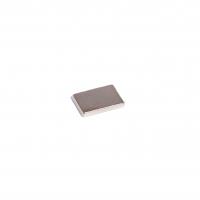 неодимовый магнит прямоугольник 15x10x2 мм, фото 5