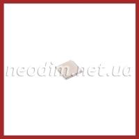 неодимовый магнит квадрат 15х15х2мм, фото 1