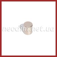 Магнит диск D 15х17 мм