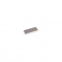 неодимовый магнит прямоугольник 15x6x2 мм, фото 5