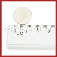 Магнит диск D 16-1