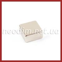 неодимовый магнит квадрат 20х20х10мм, фото 1