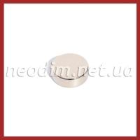 Неодимовый магнит диск D 20-7, фото 1