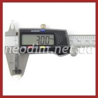 Ферритовый магнит D 25-3 мм, фото 3