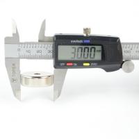 Магниты кольца ᴓ D30-6x10mm