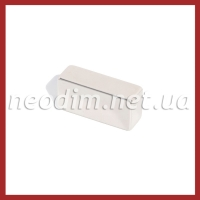 неодимовый магнит прямоугольник 30x14x10 мм, фото 1