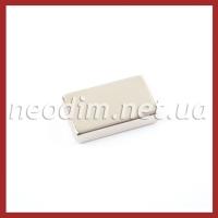 Магнит прямоугольник 30x18x6 мм, фото 1