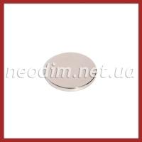 Магнит диск D 30-3 мм, фото 1