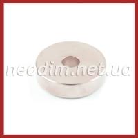 Магниты кольца ᴓ D30 - 10 x H6, фото 1