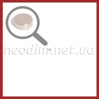 Магнит неодимовый, маленький D 3х1 мм, фото 1