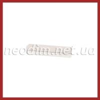 неодимовый магнит прямоугольник 40x10x5 мм, фото 1