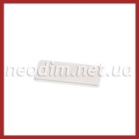 неодимовый магнит прямоугольник 40x20x2 мм, фото 1