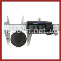 Магнит диск D 40-5 мм, фото 2