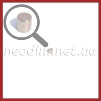 Магнит диск D 4-4 мм, фото 1
