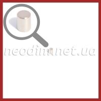 Магнит диск D 4-5 мм, фото 1