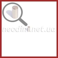 Магнит диск D4x8 mm