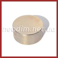 Неодимовый магнит диск D 55-25 мм, Тип N-42