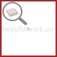 неодимовый магнит квадрат 5х5х1,5мм, фото 1