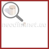 Магнит диск D5x6mm
