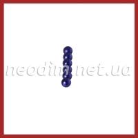 Магнитные шарики фиолетовый цвет
