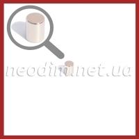 Магнит диск D 6-8 мм