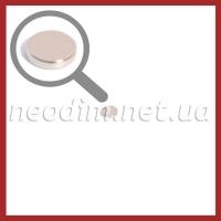 Магнит шайба D 7-1,5 мм, фото 1