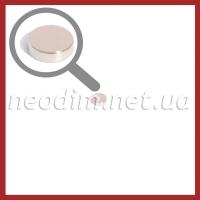 Магнит шайба D 7-2 мм, фото 1