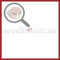 Магнит шайба D 7-4 мм, фото 1