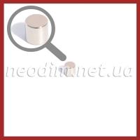 Магнит диск D 7-7 мм, фото 1
