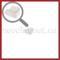 Магнит куб 7-7-7 мм, фото 1