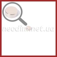 Магнит шайба D 8x3 мм, фото 1