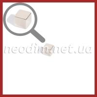 Магнит куб 8-8-8 мм