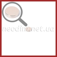 Магнит диск D 9-2 мм, фото 1