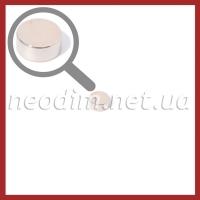 Магнит диск D 9-4 мм, фото 1