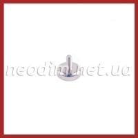 Магнит в корпусе с наружной резьбой С16 - фото 1