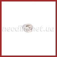 Магниты кольца ᴓ D12 - 9 x H1,5