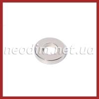 Магниты кольца ᴓ D25 - 12 x H5, фото 1