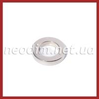 Магниты кольца ᴓ D26,75 - 16 x H5