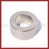 Магнит кольцо ᴓ D40 -25 x H20 мм, фото 1