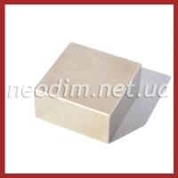 неодимовый магнит квадрат 50х50х25 мм, фото 1
