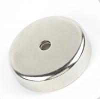 Магнит в металическом. корпусе под потай A75, фото 8