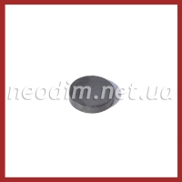 Ферритовый магнит D 20-4 мм фото 1