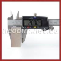 Магниты - прямоугольники 100x40x20 мм, фото 4