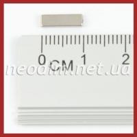 Магниты - прямоугольники 10x3x1,5 мм, фото 1