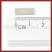 Магнит прямоугольник 15x5x3 мм, фото 1