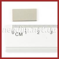 Магнит прямоугольник 20x10x2 мм, фото 1