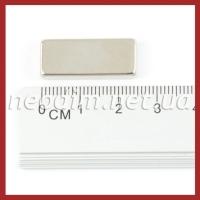 Магниты - прямоугольники 25x10x5 мм, фото 1