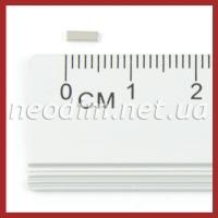 Магнит-прямоугольник 3x2.5x1. Фото 1