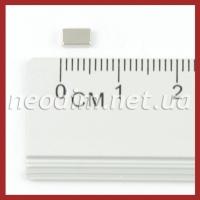Магниты - прямоугольники 5x3x2 мм. Фото 1